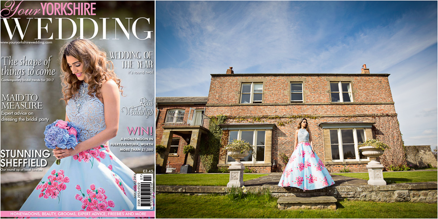 Styled Shoot at West Tanfield House