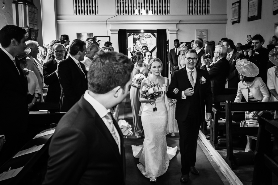 Denton Hall Wedding - ceremony