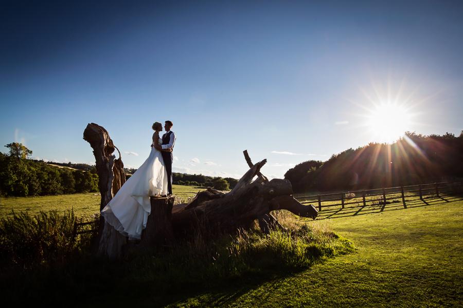 Wedding at Wood Hall