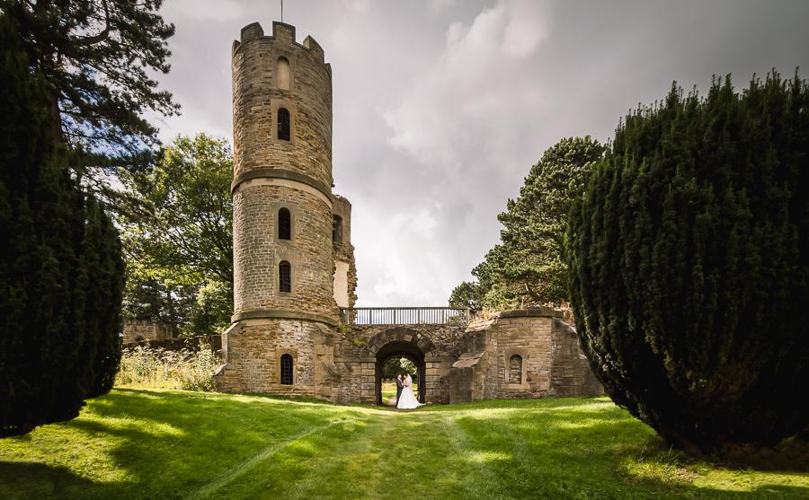 Wedding at Wentworth Castle