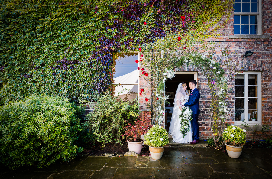Wedding at Tanfield House
