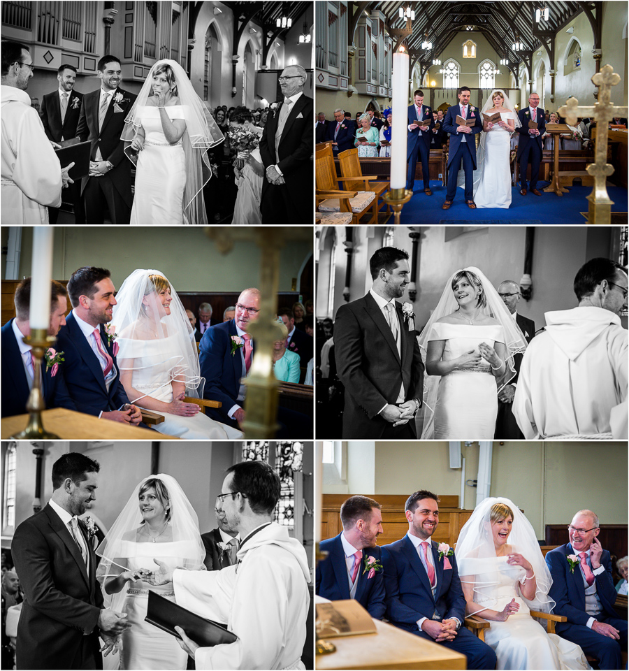 yorkshire wedding photographer - wedding ceremony