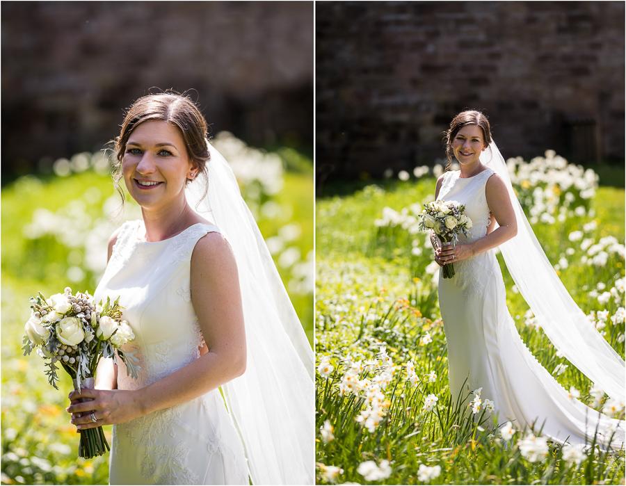 Ripley Castle Bride