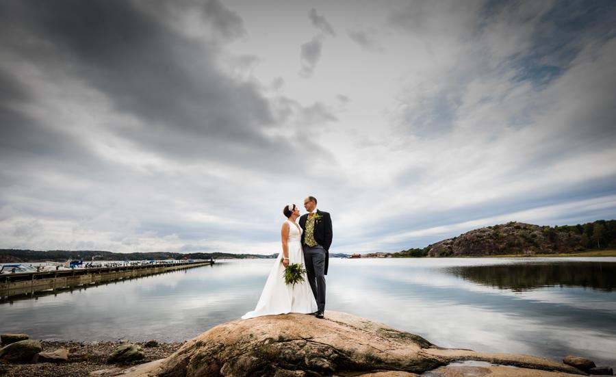 Wedding in Fjällbacka Sweden | Hanna & Mattias
