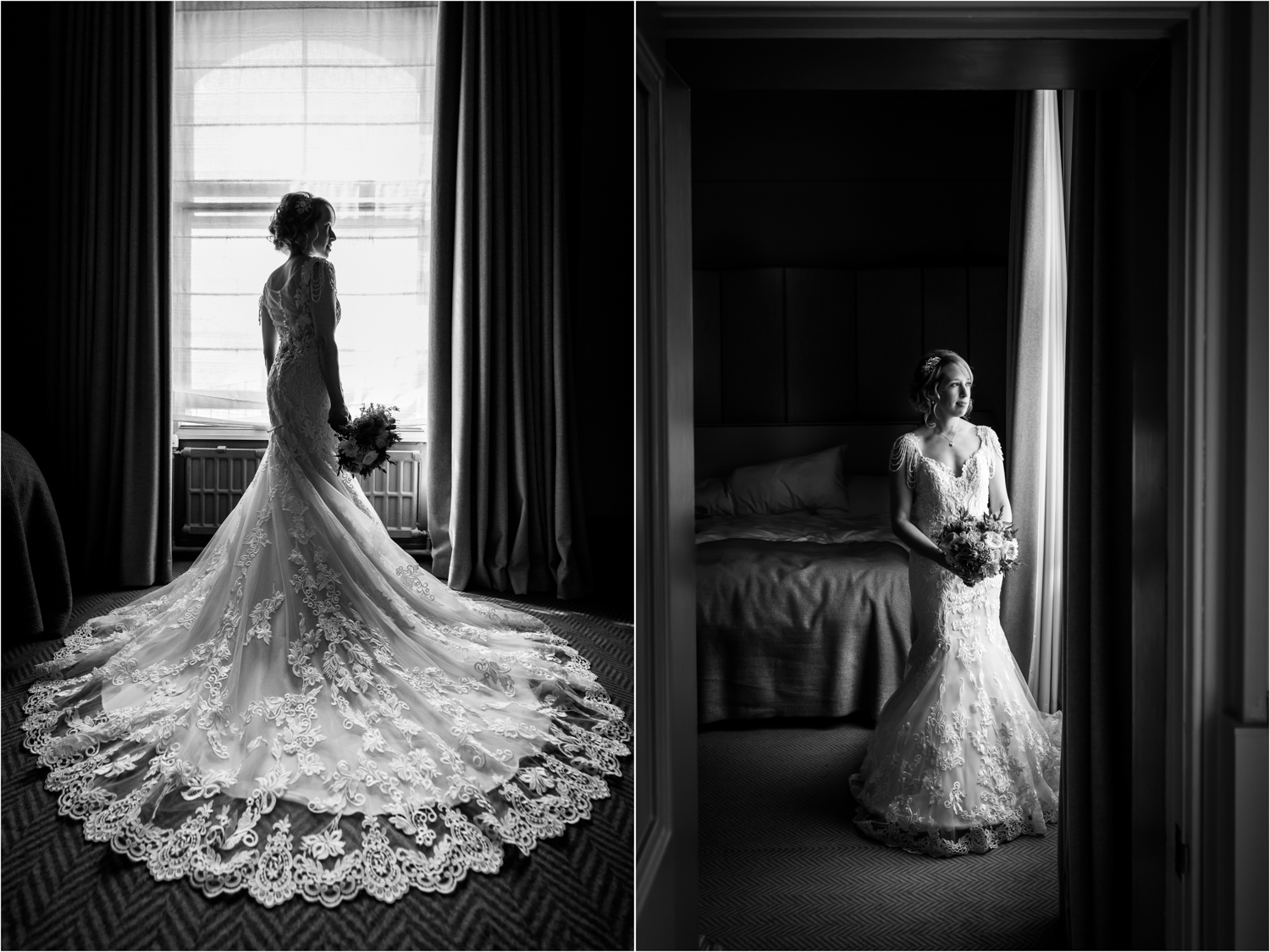The Principal Wedding Photography - Bride ready for her big day